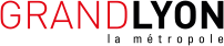 Logo de la Métropole de Lyon